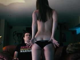 Katharine Isabelle nude - How to Plan an Orgy in a Small Town (2015)