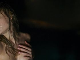 Brie Larson nude - Tanner Hall (2009)