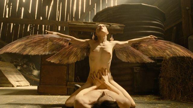 Nude Video Celebs  Delphine Chaneac Nude - Splice 2009-3648