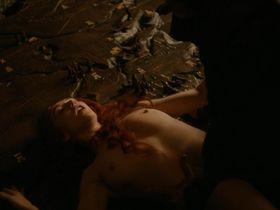 Carice van Houten nude - Game of Thrones s02e02-04 (2012)