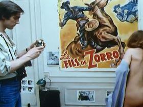 Romy Schneider nude - L'important c'est d'aimer (1975)