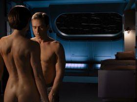 Jolene Blalock nude, Linda Park nude - Star Trek Enterprise (2003-2005)