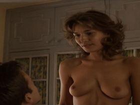 Simone Bendix nude - The Informant (1997)