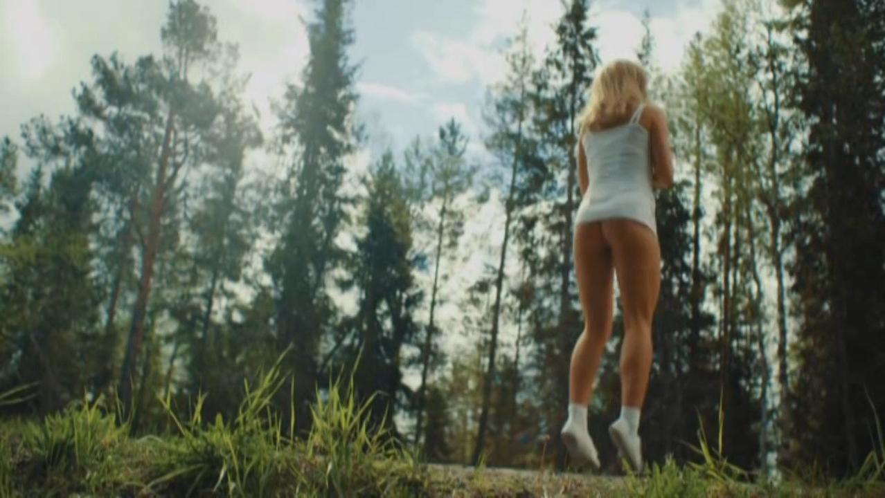 Madeleine Borg nude - American Burger (2014)