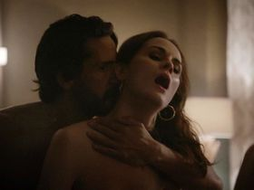 Michelle Dockery sexy - Good Behavior s01e01 (2016)