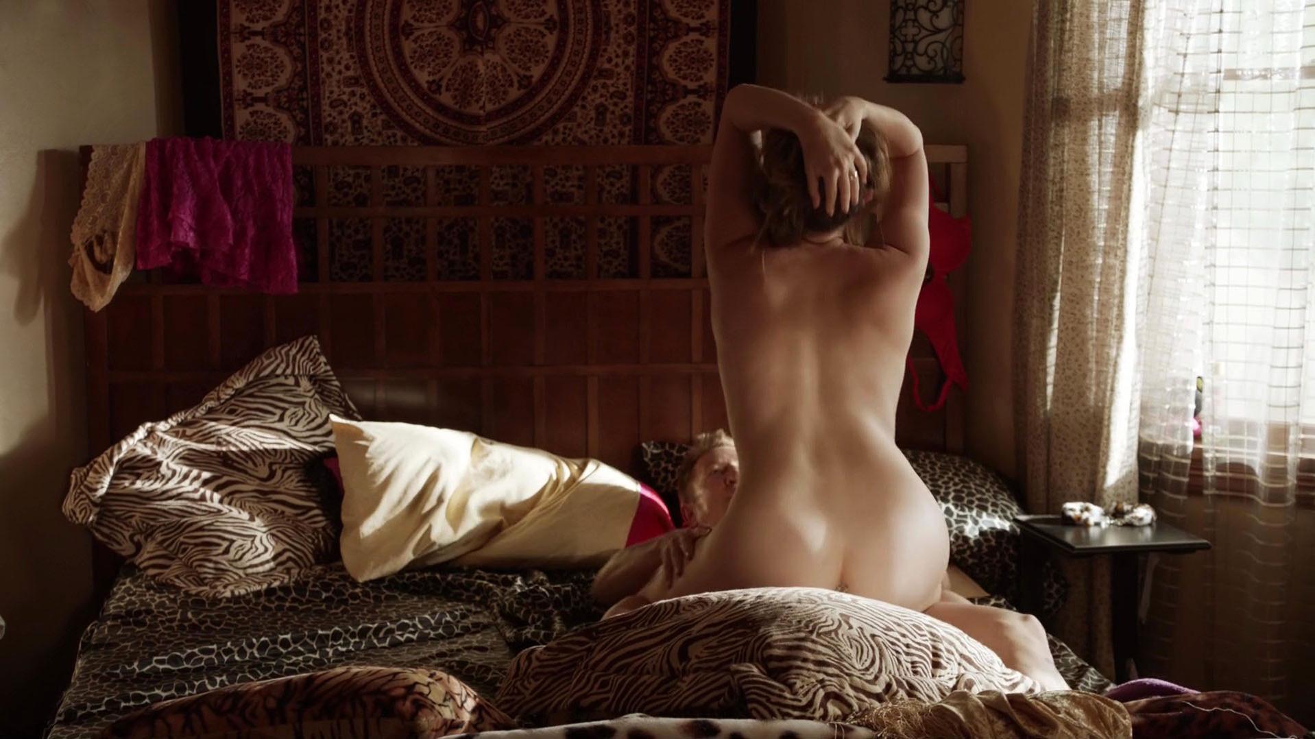 Isidora Goreshter nude - Shameless s07e06 (2016)