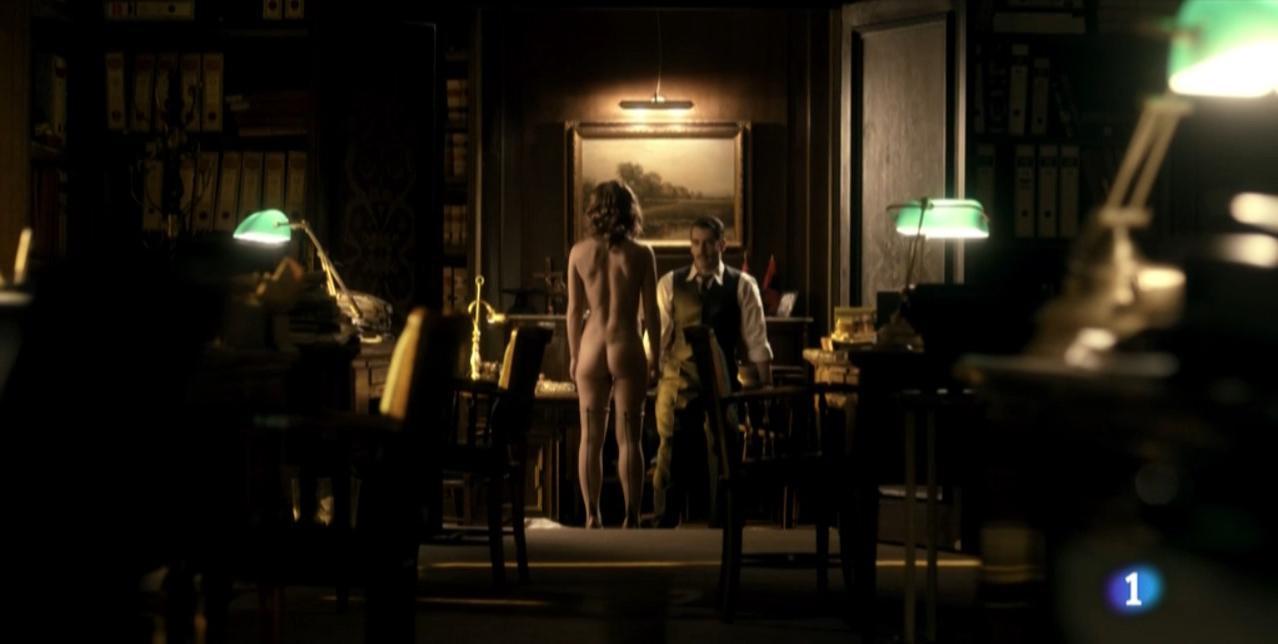 Marta Etura nude - La Sonata Del Silencio s01e07 (2016)