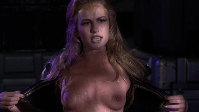 Rebekah Carlton-Luff nude - Leprechaun 4 In Space (1996)