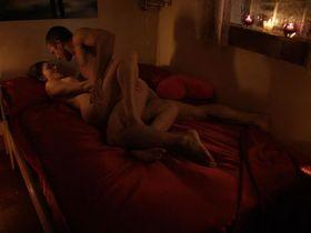 Emmy Rossum nude - Shameless s02e03 (2012)