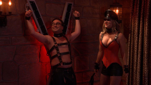 Kaley Cuoco sexy - The Big Bang Theory s10e07 (2016)