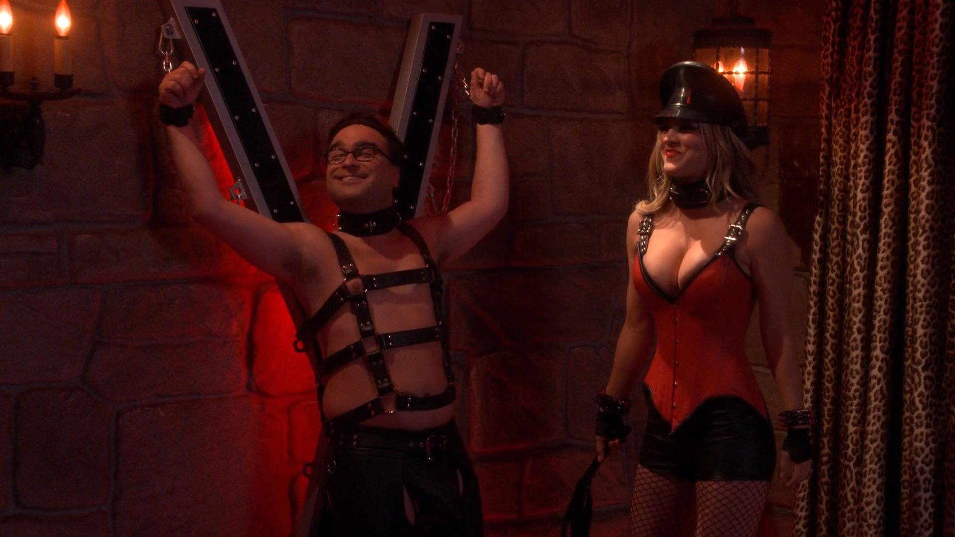 Kaley Cuoco sexy - The Big Bang Theory s10e07 (2016)