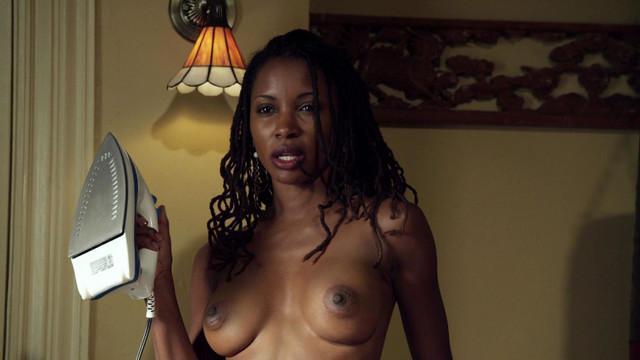 Shanola Hampton nude - Shameless s01 (2011)