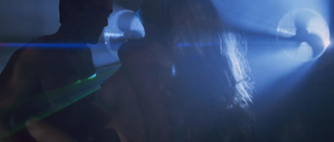 Renee Griffin nude - Cyborg 2 (1993)