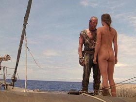 Jeanne Tripplehorn nude - Waterworld (1995)