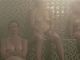 Amy Landecker nude, Gaby Hoffmann nude - Transparent s02e05 (2015)