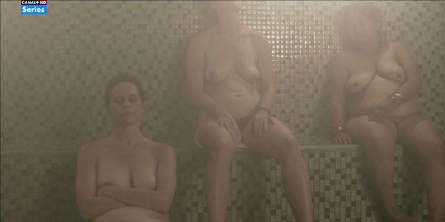 girls massage Bikini