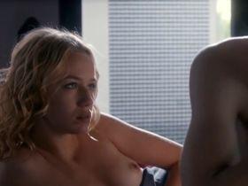 Zoe Marchal nude - Disparue s01e06 (2015)