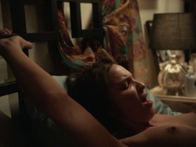 Ruby Modine nude - Shameless s07e03 (2016)