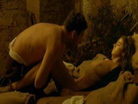 Tiziana Lodato nude - L'uomo delle stelle (1995)