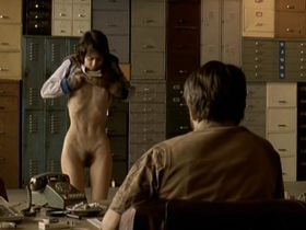 Silvia Lourenco nude, Paula Braun nude, Lorena Lobato nude - O Cheiro do Ralo (2006)