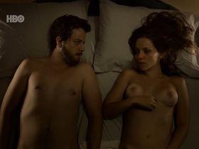 Leticia Tomazella nude - O Negocio s02e05 (2014)