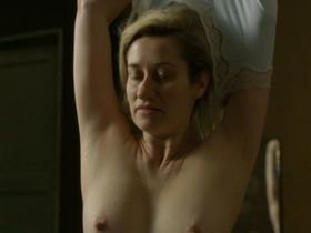 Emmanuelle Devos nude - Violette (2013)