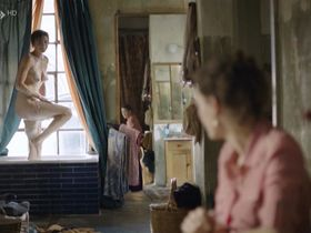 Lena Lauzemis nude, Vicky Krieps nude - M wie Martha (2015)