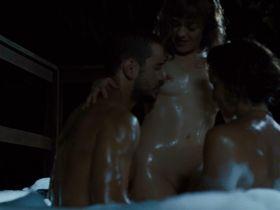 Laura Ramos nude, Christiane Tricerri nude, Karine Carvalho nude, Fabiana Pirro nude - Sangue Azul (2014)