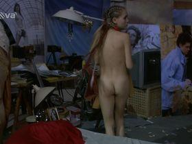 Lucie Vondrackova nude - Post coitum (2004)