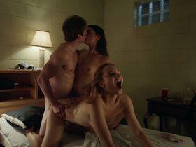 Jocelin Albor nude, Maria Breese nude - Shameless s06e08 (2016)