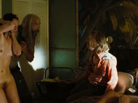 Kate Norby nude, Sheri Moon Zombie nude - The Devil's Rejects (2005)