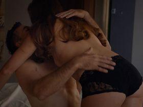 Amanda Righetti sexy - Colony s01e07 (2016)