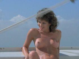 Jeana Tomasina nude, Val Kline nude - The Beach Girls (1982)