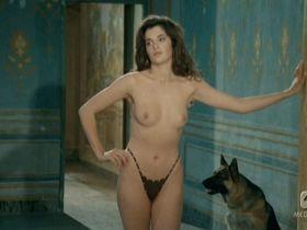Florence Guerin nude - Scuola di ladri - Parte seconda (1987)