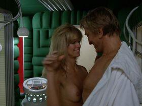 Farrah Fawcett nude - Saturn 3 (1980)