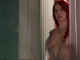 Lucy Lawless nude - Spartacus: Blood and Sand s01e12 (2010)