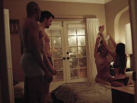 Eliza Coupe nude, Teri Andrez nude - Casual s01e07 (2015)