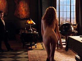 Connie Nielsen nude - Devil's Advocate (1997)