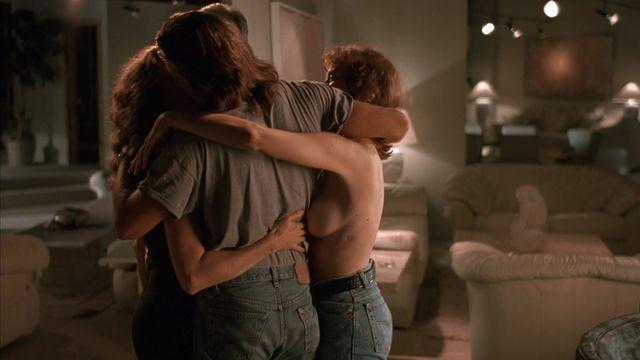 Lesbian sex massage movie free