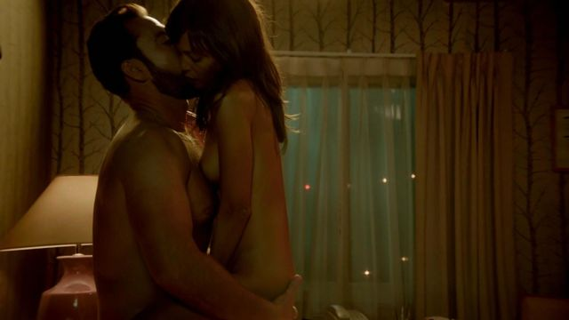 Nude Video Celebs Thandie Newton Nude - Rogue S01E05 2013-9417