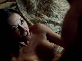 Kira Clavell nude - Rogue s01e02-03 (2013)