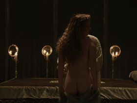 Holliday Grainger nude - The Borgias s03e04 (2013)