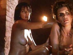 Alba Parietti nude - Il macellaio (1998)