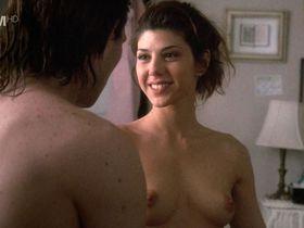 Marisa Tomei nude - Untamed Heart (1993)