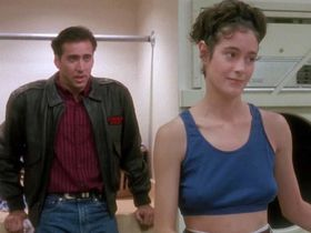 Sean Young nude - Fire Birds (1990)