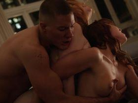 Kaitlin Mesh nude, Rachel Annette Helson nude - Power s02e07 (2015)