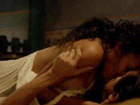 Kylie Bunbury nude, Sibylla Deen sexy - Tut s01e02 (2015)