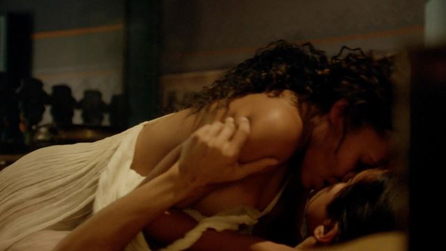 Kylie bunbury sex scene