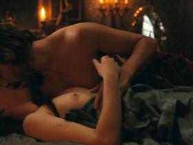 Mia Wasikowska nude - Madame Bovary (2014)