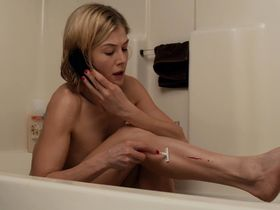 Rosamund Pike sexy - Return to Sender (2015)
